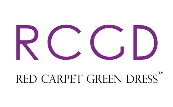 Red Carpet Green Dress Logo