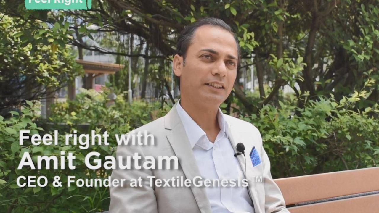 Feel Right With Amit Gautam
