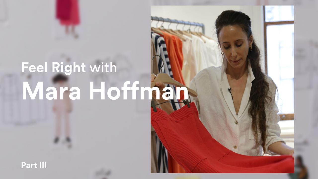 Mara Hoffman Video 3 Thumbnaila